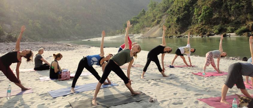 500 Hour Ashtanga Vinyasa Yoga Teacher Training In Rishikesh 2020