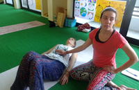 Ashtanga Yoga Teacher Training Course in Rishikesh