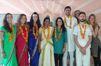 Hatha Yoga Teacher Training Course in India