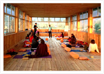 Yoga Teacher Training Accommodations Facilities