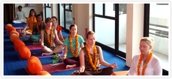 Yoga and Integrative Therapy Courses