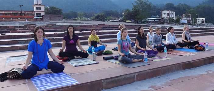 Ajarya Yoga Teacher Training Program