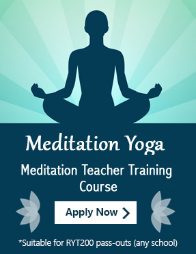 28 Days Meditation Yoga Teacher Training
